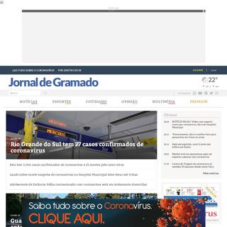 Notícias de Gramado e região com fotos e vídeos - Jornal de Gramado