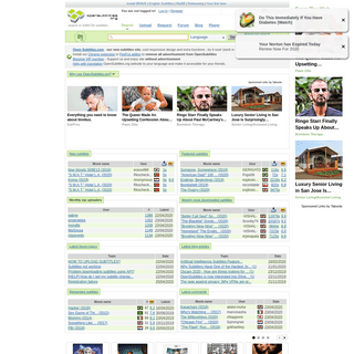 ArchiveBay.com - opensubtitles.org - Subtitles - download movie and TV Series subtitles