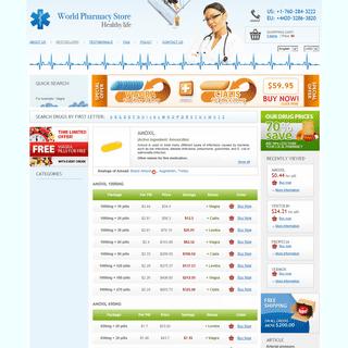 Buy Amoxicillin 500mg Capsules Online