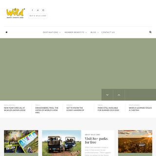Wild Card - Welcome to Wild Card Magazine