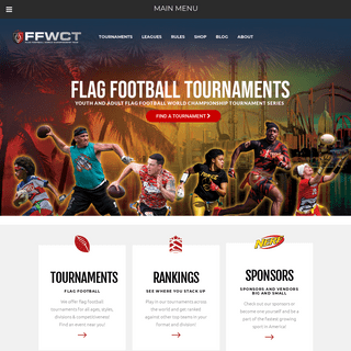 ArchiveBay.com - ffwct.com - Home - Flag Football World Championship Tour