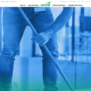 American Federation of State, County and Municipal Employees (AFSCME)