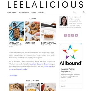 LeelaLicious » Nutritious & incredibly delicious real food recipes