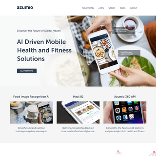 Azumio - Mobile Health Solutions