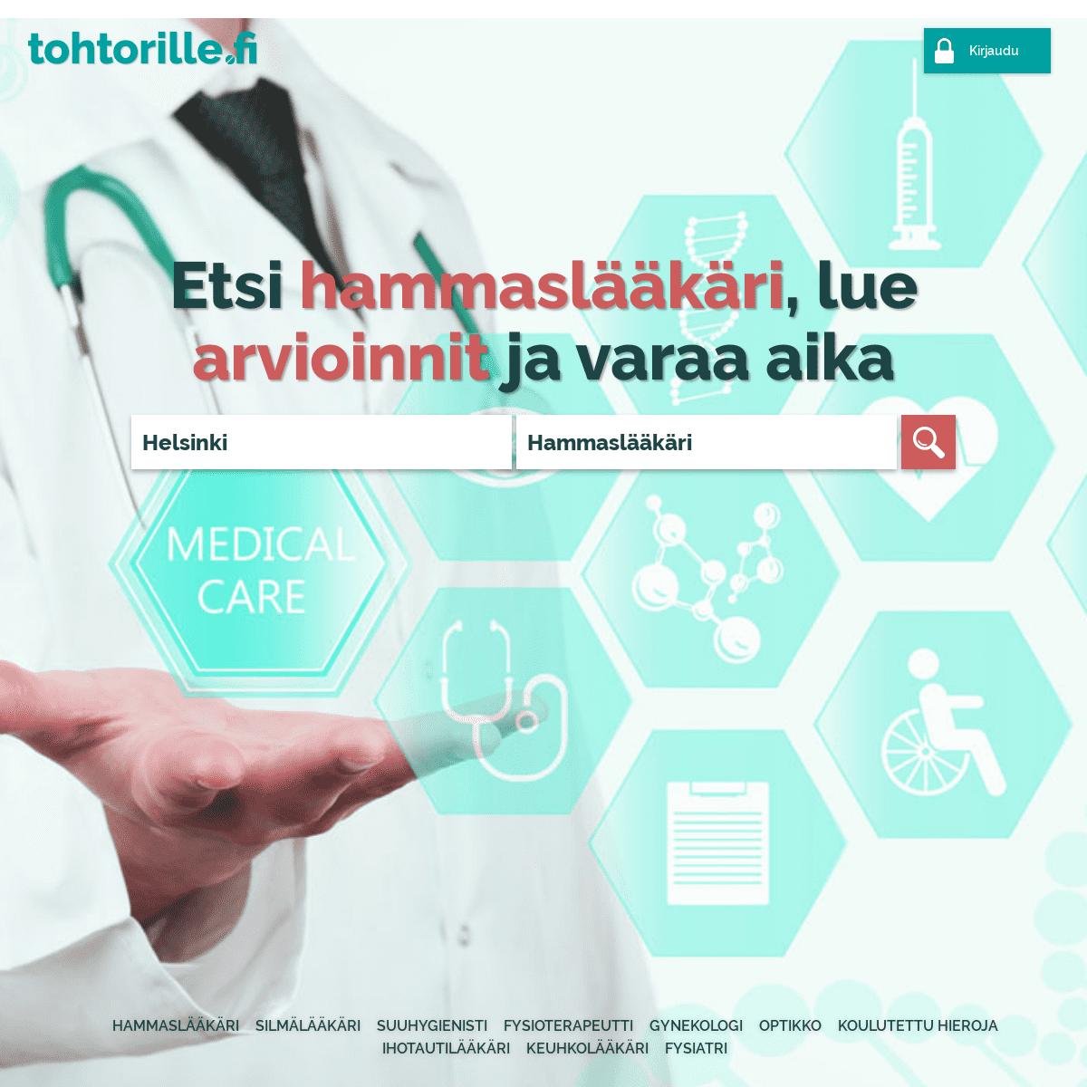 Fysiatri Oulu
