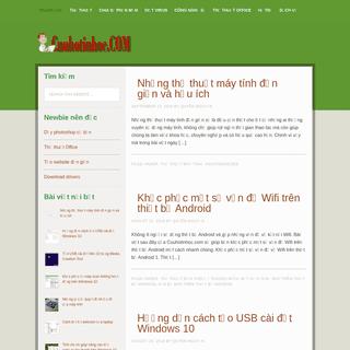 ArchiveBay.com - cuuhotinhoc.com - Blog thủ thuật máy tính - Thủ thuật windows