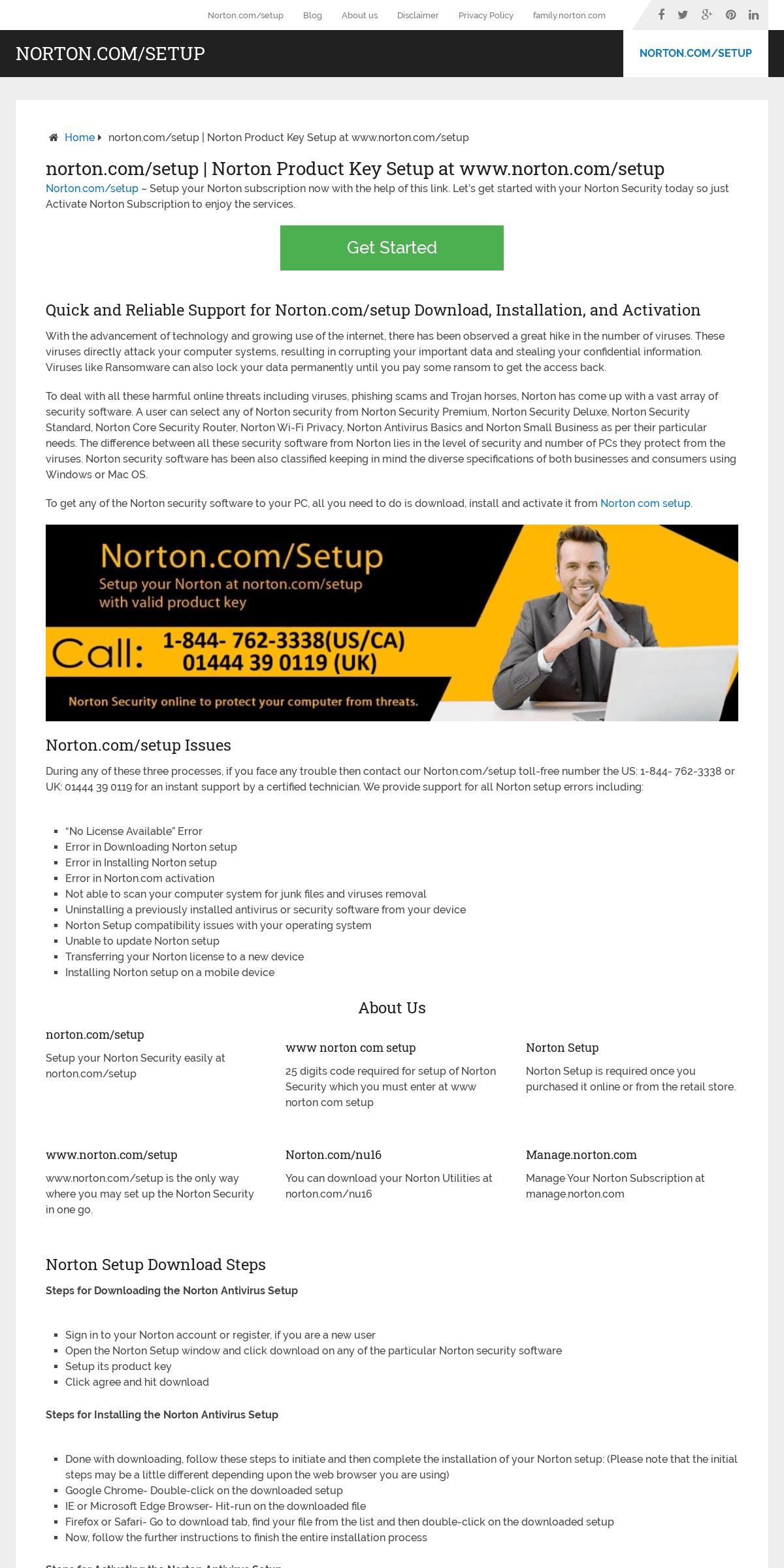 norton.com-setup - Norton Product Key Setup at www.norton.com-setup