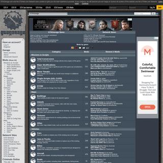 GTAGarage.com » The GTA Mod Database
