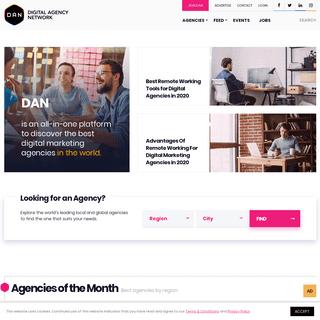 ArchiveBay.com - digitalagencynetwork.com - DAN - Digital Agency Network