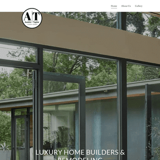 Austin Taylor Group - Luxury Home Builders - Dallas, Texas