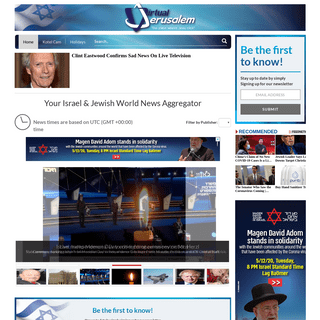 Virtual Jerusalem-The Place Where Jews Click