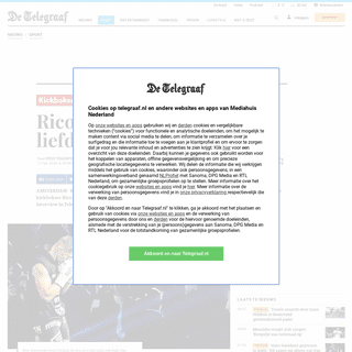 ArchiveBay.com - www.telegraaf.nl/sport/82139616/rico-verhoeven-open-over-liefdesbreuk - Rico Verhoeven open over liefdesbreuk - Sport - Telegraaf.nl