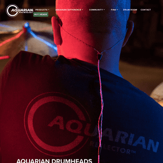 Aquarian Drumheads - Quality Crafted Drumheads & Drum Accessories