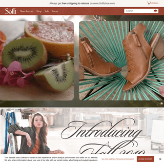 Sofftshoe.com - The Official Sofft Shoes Website