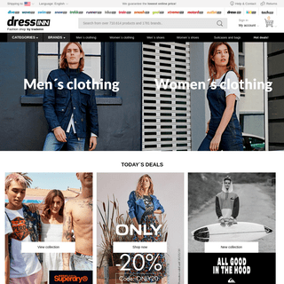 Online fashion shop, buy online shoes & fashion clothing