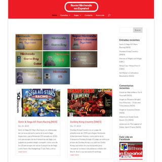 Inicio – Roms Nintendo en Español