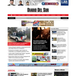 ArchiveBay.com - diariodelsur.com.co - Principales - Diario del Sur