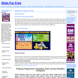 ArchiveBay.com - slotsforfree4u.com - Slots For Free , Find Slots Information and Free Slots Games and Tournaments , Free Slots Machines