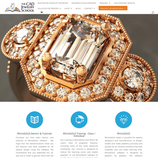 CAD Jewelry School - RhinoGold & Solus 3D Printer Distributor - Australia