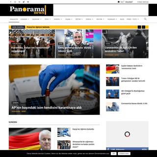Almanya ve Avrupa'nın haber hattı - Panorama News