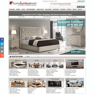 Bedroom Sets, Dining Furniture, Sofa Sets, Entertainment