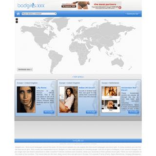 Badgirls.xxx - escort webpages and girls around the world