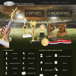 Premier Sport and Academic Awards