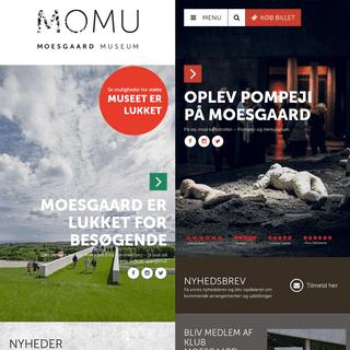 Moesgaard Museum - Unikke udstillinger - Arkitektur i skøn natur