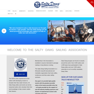 ArchiveBay.com - saltydawgsailing.org - Salty Dawg Sailing Association - Realize Your Sailing Dreams