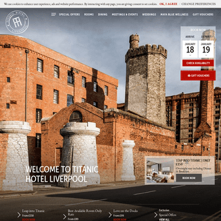 Hotels in Liverpool - Luxury Hotels Liverpool - Titanic…