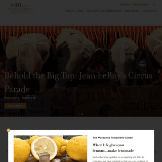 Miniature Museum - A museum of antique and contemporary miniatures