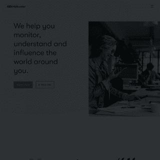 Meltwater- Media Monitoring & Social Listening Platform