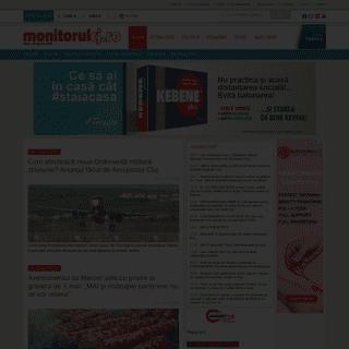 Monitorul Cluj - Ziar de stiri din Cluj - Actualitate