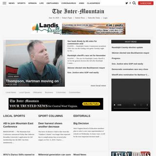 News, Sports, Jobs - The Intermountain