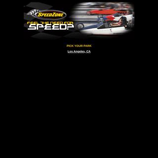 SpeedZone - Home
