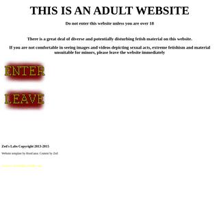 A complete backup of zedslabs.com
