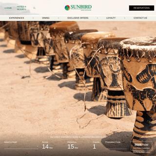 ArchiveBay.com - sunbirdmalawi.com - Sunbird Hotels and Resorts - Malawi