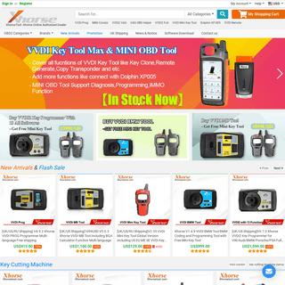 XhorseTool-Xhorse VVDI Online Authourized Dealer