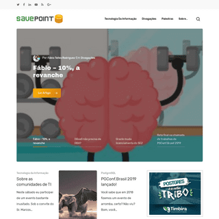 Savepoint – Ideas not commited yet