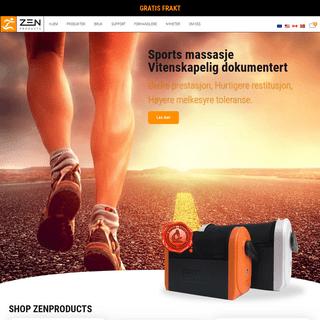 HJEM - Zen Products