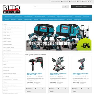 Online prodavnica alata BITO Group