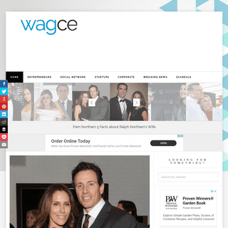 WAGCENTER.COM - Mixing up celebrities and tech with a twist