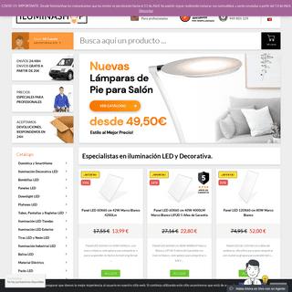 ArchiveBay.com - iluminashop.com - IluminaShop • Los mejores precios en Downlight LED - Plafones LED ...