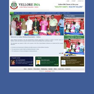 IMA Vellore - Indian Medical Association - Vellore IMA - IMA Courses - IMA Members - Doctors in Vellore