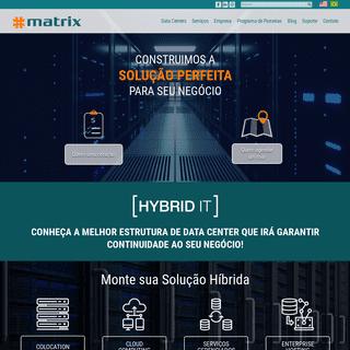 Matrix – Hybrid IT