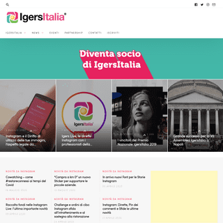 ArchiveBay.com - igersitalia.it - IgersItalia - IgersItalia