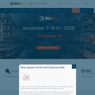BioFIT - academia-industry collaborations in Life Sciences