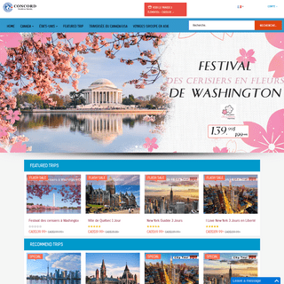 Concord Tours Travel