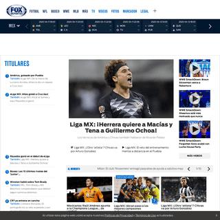 Noticias de deportes, resultados, videos