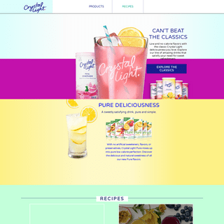 A complete backup of crystallight.com